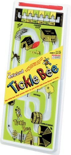 Tickle Bee Game - 1
