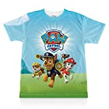 PAW Patrol: Chase Marshall Rubble Tee - Toddler