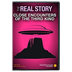Smithsonian: The Real Story: Close Encounters of the Third Kind DVD