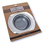 """Culina® Sink Strainer - 4.5"""" dia. Stainless Steel"""
