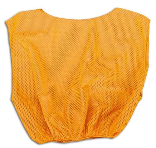 One Dozen Youth Gold Mesh Scrimmage VestsB0000BY93O : image