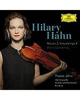 Mozart/Vieuxtemps: Violin Conc