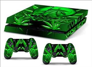 Weed 420 skin PS4 (Horizonal)