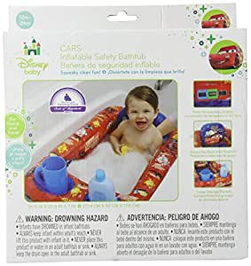 buy disney inflatable bathtub online at low prices in india. Black Bedroom Furniture Sets. Home Design Ideas