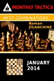 Best Combinations - January 2014 (Monthly Chess Tactics) (English Edition)