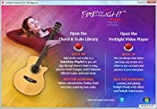 fretlight 5 acoustic guitar with built in led lighted learning system instruments sale. Black Bedroom Furniture Sets. Home Design Ideas