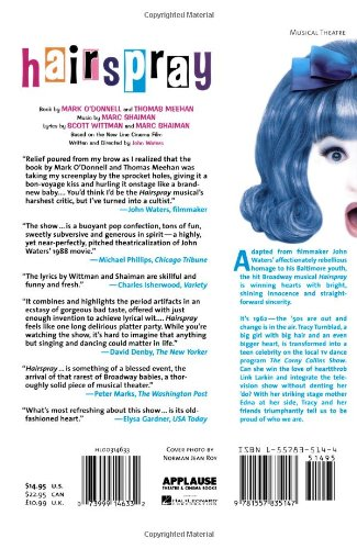 hairspray essay Essays - largest database of quality sample essays and research papers on hairspray musical.