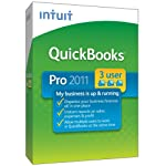 QuickBooks Pro 3-User 2011 – [Old Version]