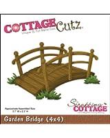Die CottageCutz 4 « X 4 »-jardin pont