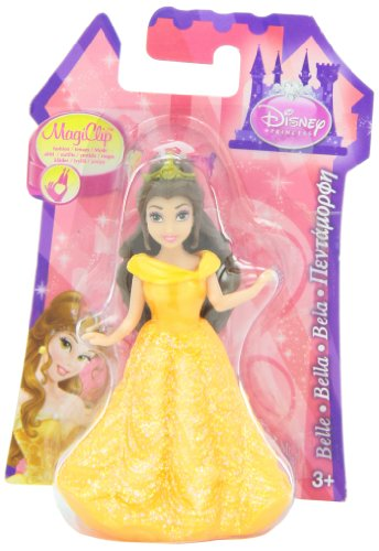 Disney Princess Little Kingdom MagiClip Fashion Belle Doll