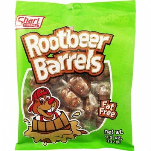 Rootbeer Barrels 4.5 oz/127 g (pack of 3)