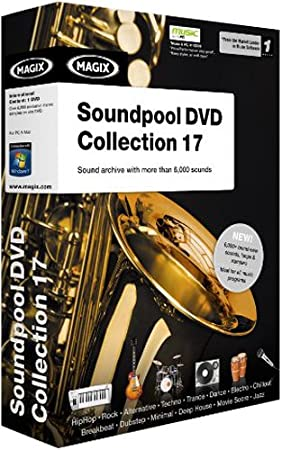 Magix Soundpool Collections 17 (PC) [Import]