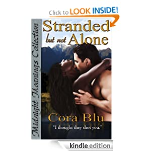 Stranded but not Alone (Midnight Moanings Collection)