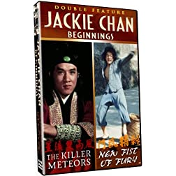 Jackie Chan: Beginnings - The Killer Meteors / New Fist Of Fury