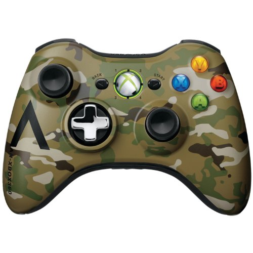 Xbox Controller Skin Template Xbox 360 Wireless Cont...