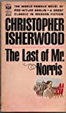 """The Last of Mr. Norris"" av Christopher Isherwood"