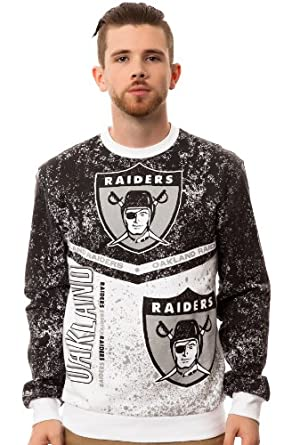 Mitchell & Ness Mens Oakland Raiders by Mitchell & Ness