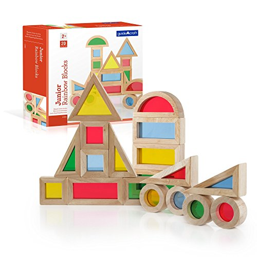 Rainbow Block 20 Piece Set