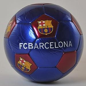 FCバルセロナ(FCBARCELONA) サッカーボール(4号) ブルー TN32210002