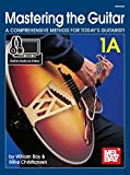 img - for Mel Bay Mastering the Guitar Book 1A: Spiral (Mastering the Guitar) book / textbook / text book