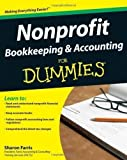 img - for Nonprofit Bookkeeping and Accounting For Dummies by Farris, Sharon (2009) book / textbook / text book