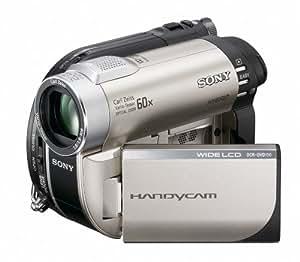 """Sony DCR-DVD150E DVD-Camcorder (DVD und Memory Stick, 60-fach optischer Zoom, 2,7"""" Display, Bildstabilisator, Touchscreen) silber"""