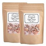 タイガーナッツ ( 皮なし ) 300g ( 150g x 2袋 ) 国際規格 オーガニック 認定 原料使用 高品質管理 無農薬 栽培