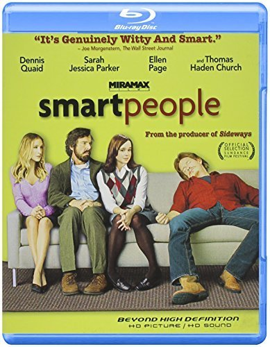 Smart People [Blu-ray] by Miramax Lionsgate