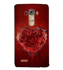 Vizagbeats love jelly Back Case Cover for LG GPro Lite::LG G Pro Lite Dual D686