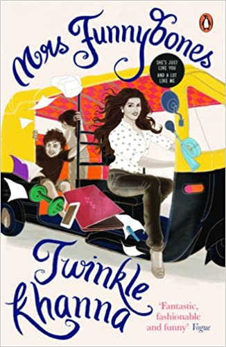 Mrs Funnybones by Twinkle Khanna Pdf Download