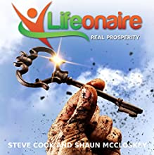 Lifeonaire Audiobook by Steve Cook, Shaun McCloskey Narrated by Dan Ahlborn