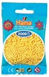 Hama Mini Beads Yellow