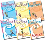 Letts Letts Success Revision Guides and Workbooks Key Stage 1 Collection - 6 Books RRP £26.94 (KS1 English Revision Guide; KS1 English Workbook; KS1 Maths Revision Guide; KS1 Maths Workbook; KS1 Science Revision Guide; KS1 Science Workbook)