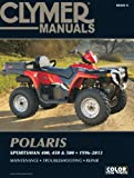 Clymer Staff Clymer Manuals Polaris Sportsman 400, 450 & 500, 1996-2013 (Clymer Manuals: Motorcycle Repair)