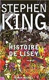 echange, troc Stephen King - Histoire de Lisey