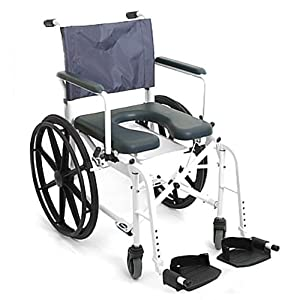 Mariner Rehab Shower Commode Chair 18 Seat