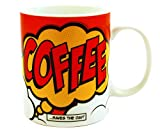 Gift Republic Comic Book Coffee Mug