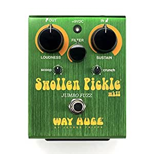 way huge whe401 swollen pickle tm jumbo fuzz musical instruments. Black Bedroom Furniture Sets. Home Design Ideas