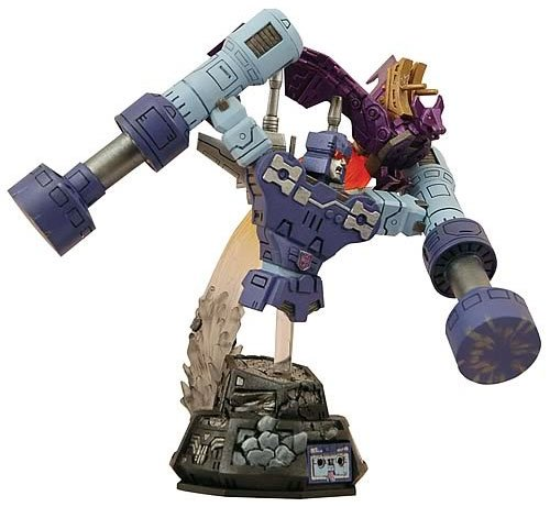 Diamond Select Toys Transformers Rumble Bust