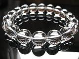 天然石 高品質 水晶 クォーツ 浄化 癒し 数珠 クリスタル パワーストーン 水晶ブレスレット