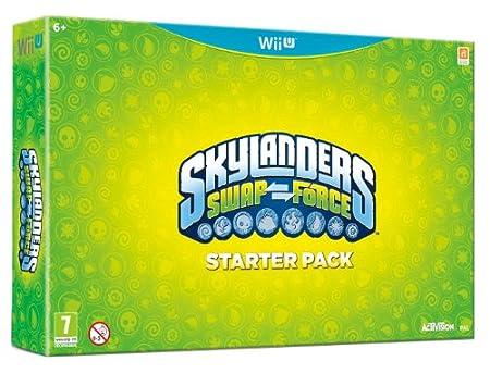 Skylanders Swap Force - Starter Pack (Nintendo Wii U)