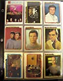 Star Trek The Motion Picture 1979 Topps Cards Complete Set
