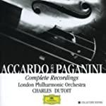 Accardo Plays Paganini Comp