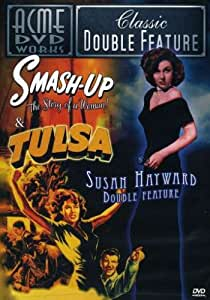 Susan Hayward Double Feature: Smash-Up/Tulsa [Import]