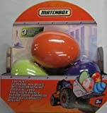 Matchbox Egg Hunt - Includes 3 Mystery Vehicles in Plastic Eggs
