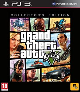 Grand Theft Auto V Collector's Edition by Rockstar Games