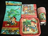 Disney's Jake & The Neverland Pirates Party Kit for 8