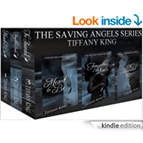 The Saving Angels Series: Books 1-3: Meant to Be, Forgotten Souls, The Ascended