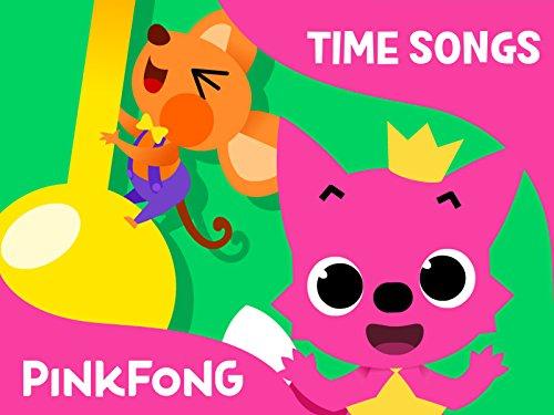 Pinkfing! Time Songs - Season 1