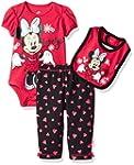 Disney Baby Minnie Mouse 3 Piece Body...